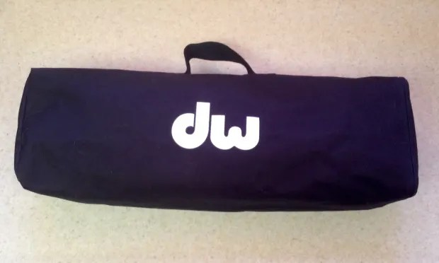 Black DW Hi Hat Stand Bag Will Fit Remote Or Standard DW