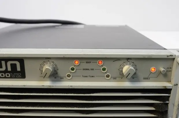 Ever Amplifier Bridging
