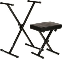 On-Stage Stands KPK6500 Keyboard Stand and Bench Pack | Reverb