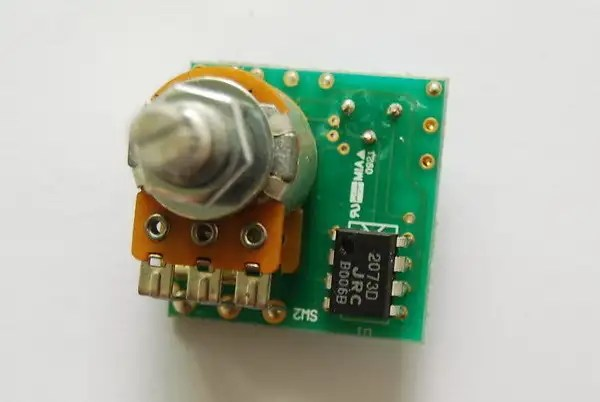 Amplifier Auto Off Timer Circuit