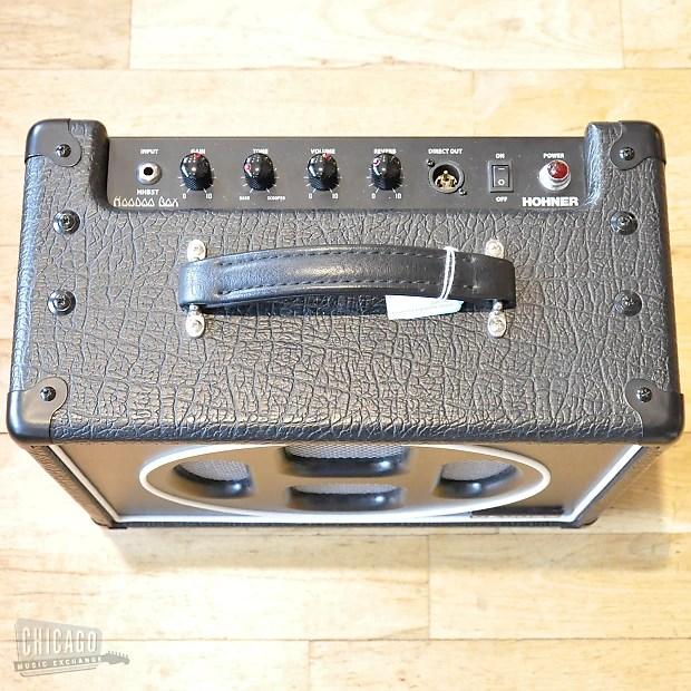 Hohner Hoodoo Box Harmonica Amp