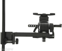 K&M 19740 Universal Tablet Holder - Mic Stand Clamp Mount ...