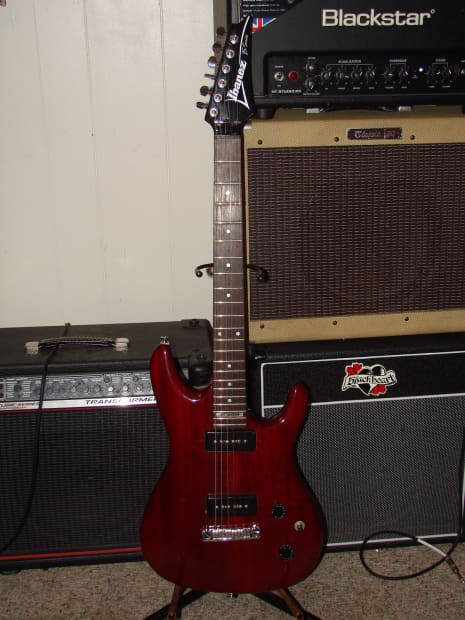 Ibanez Js700 Transparent Red Joe Satriani Mahogany