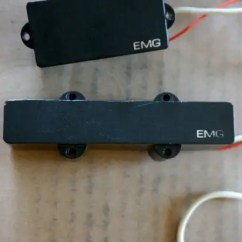 Emg Pj Wiring Diagram Human Spine P Bass Pickup - Bing Images