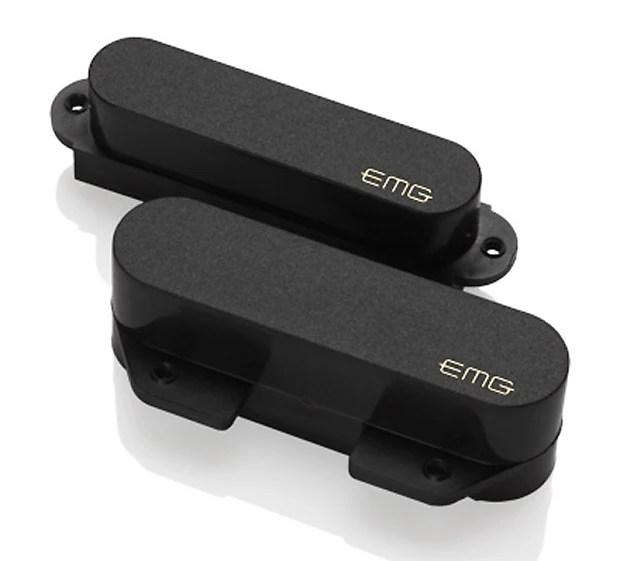 Emg Select Pickups Wiring