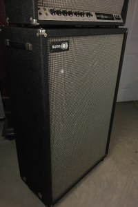 """Sunn 1200S Head & 6x12"""" cabinet - Stack - Vintage 1970's ..."""