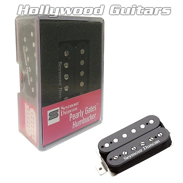 Pearly Gates Humbucker Wiring Diagram