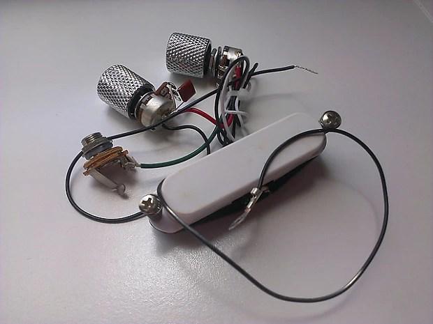 Squier Bass Wiring Diagram