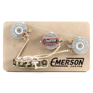 Emerson Custom Strat 5Way Blender Prewired Kit | Reverb