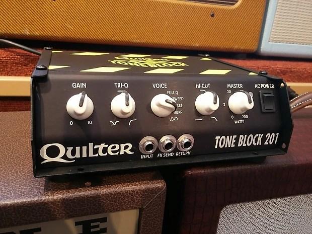Quilter Tone Block 201 Guitar Amplifier Head
