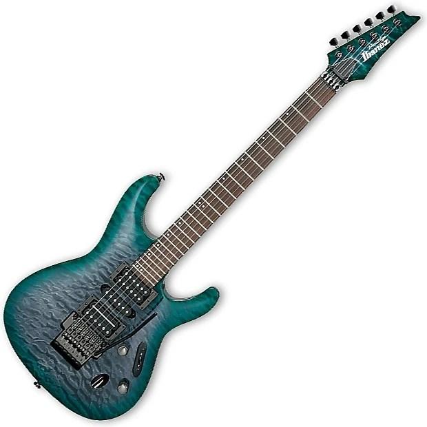 Ibanez S Q Dgd Prestige S Series Electric Guitar Dark