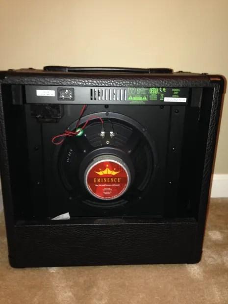 Dime Blacktooth 20 Watt Combo Amp  Reverb