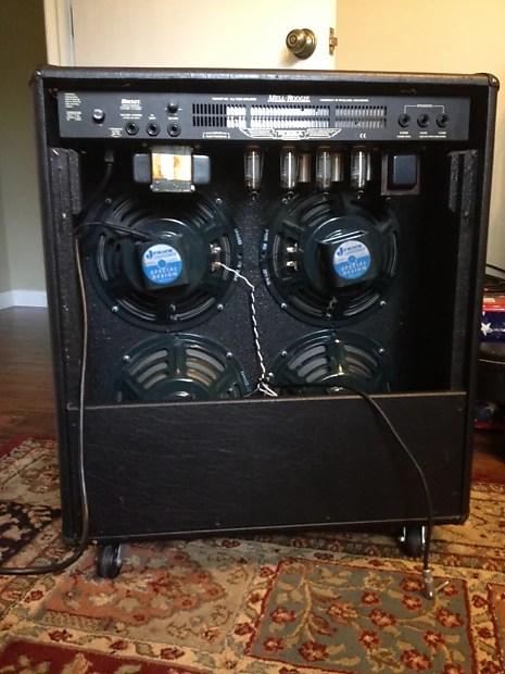 Mesa Boogie Rocket 440 99 Black