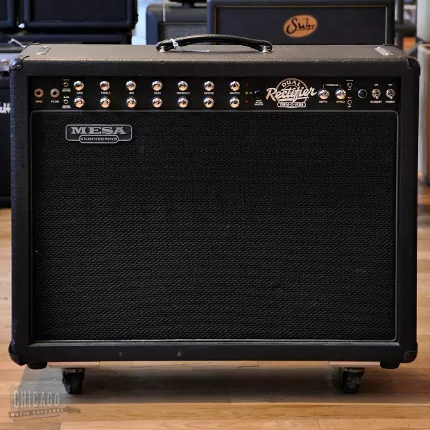 Mesa Boogie Tremoverb 100W Dual Rectifier  Used  Reverb