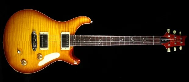 Paul Reed Smith Mccarty Guitar On Prs Mccarty Wiring