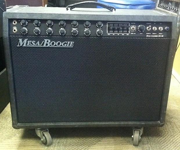 Mesa Boogie Dual Caliber DC10 tube combo amplifier  Reverb