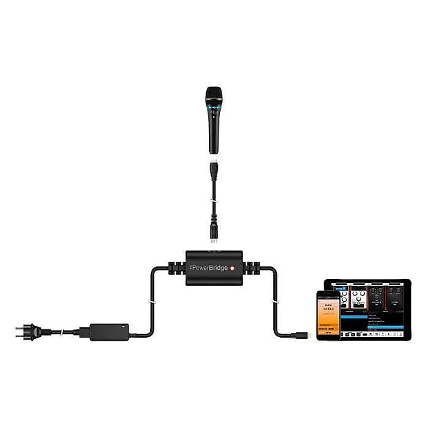IK Multimedia iRig PowerBridge Universal Charging Solution