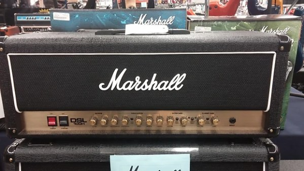 Marshall DSL 100H W 1960A 4x12 Cabinet package deal OPEN