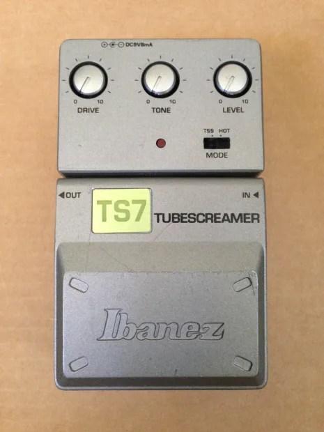 Triple Price Drop Ibanez Ts7