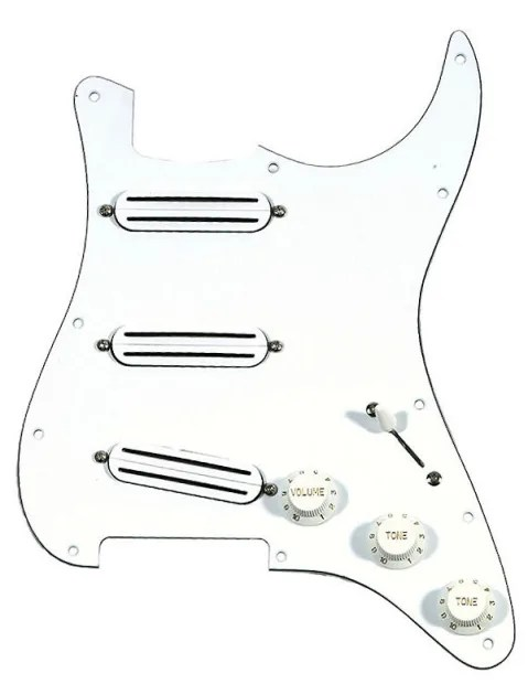 Guitar Parts MIGHTY MITE BK402W Fender Strat Stratocaster