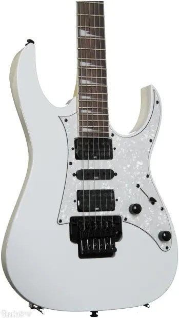 Ibanez Rg450dx Rg Series Electric Guitar White