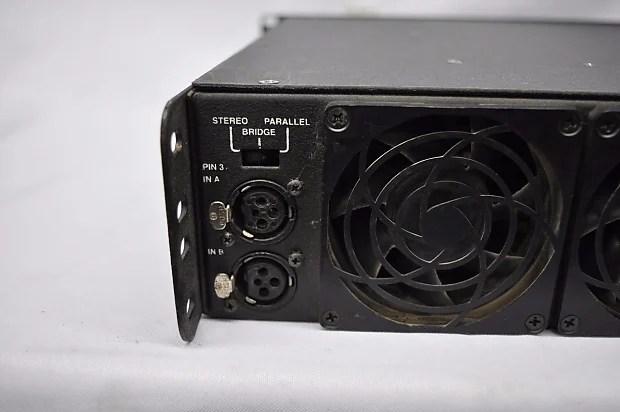 90 W Audio Power Amplifier Based On Transistor