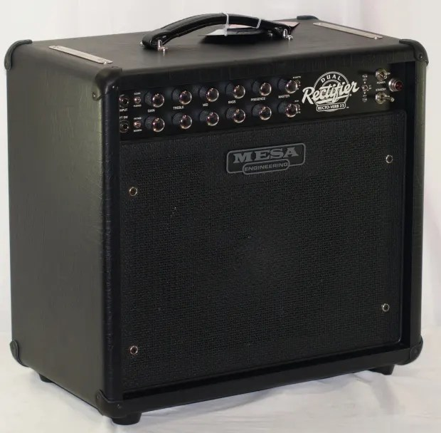 MesaBoogie RectoVerb 1x12 Combo with Black Jute Grille NEW  Reverb