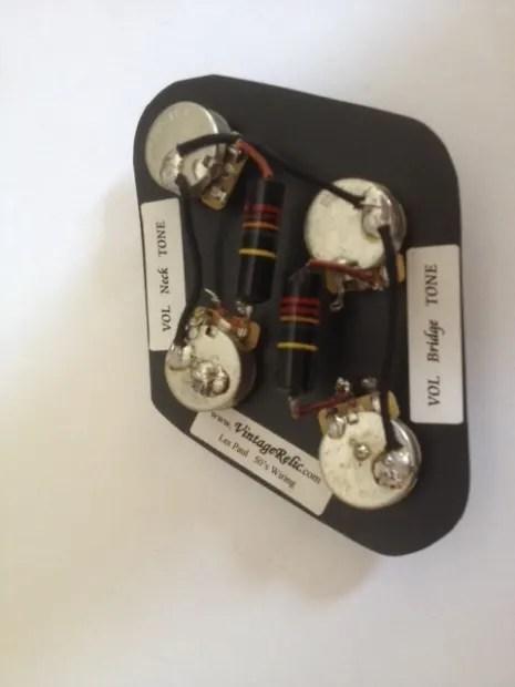 Best Wiring Harness Les Paul