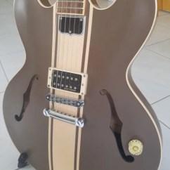 Gibson Les Paul Custom Semi Hollow Chamberlain Garage Door Opener Wiring Diagram Tom Delonge Es-333 | Reverb