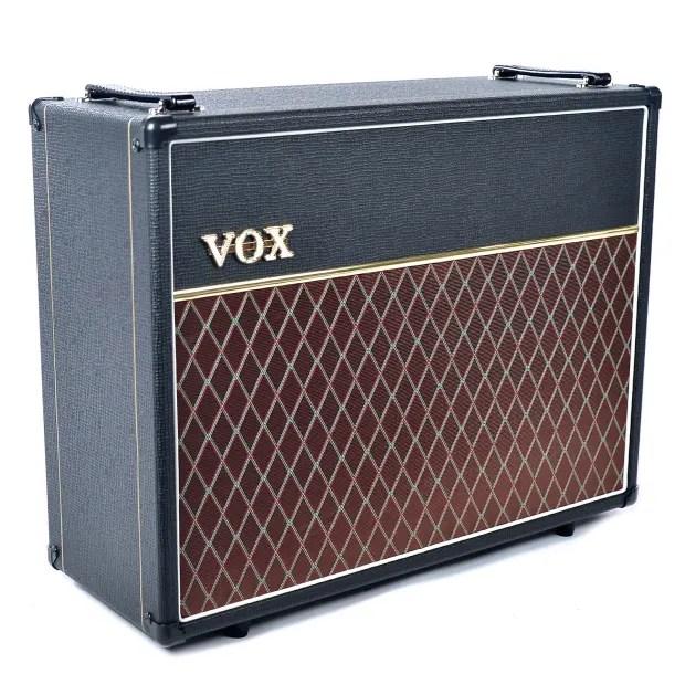 Vox V212C 2x12 Speaker Cabinet w Celestion G12M