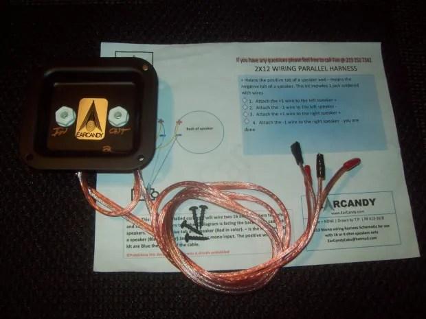 Car Wiring Diagram Further Series Parallel Speaker Wiring Diagram As