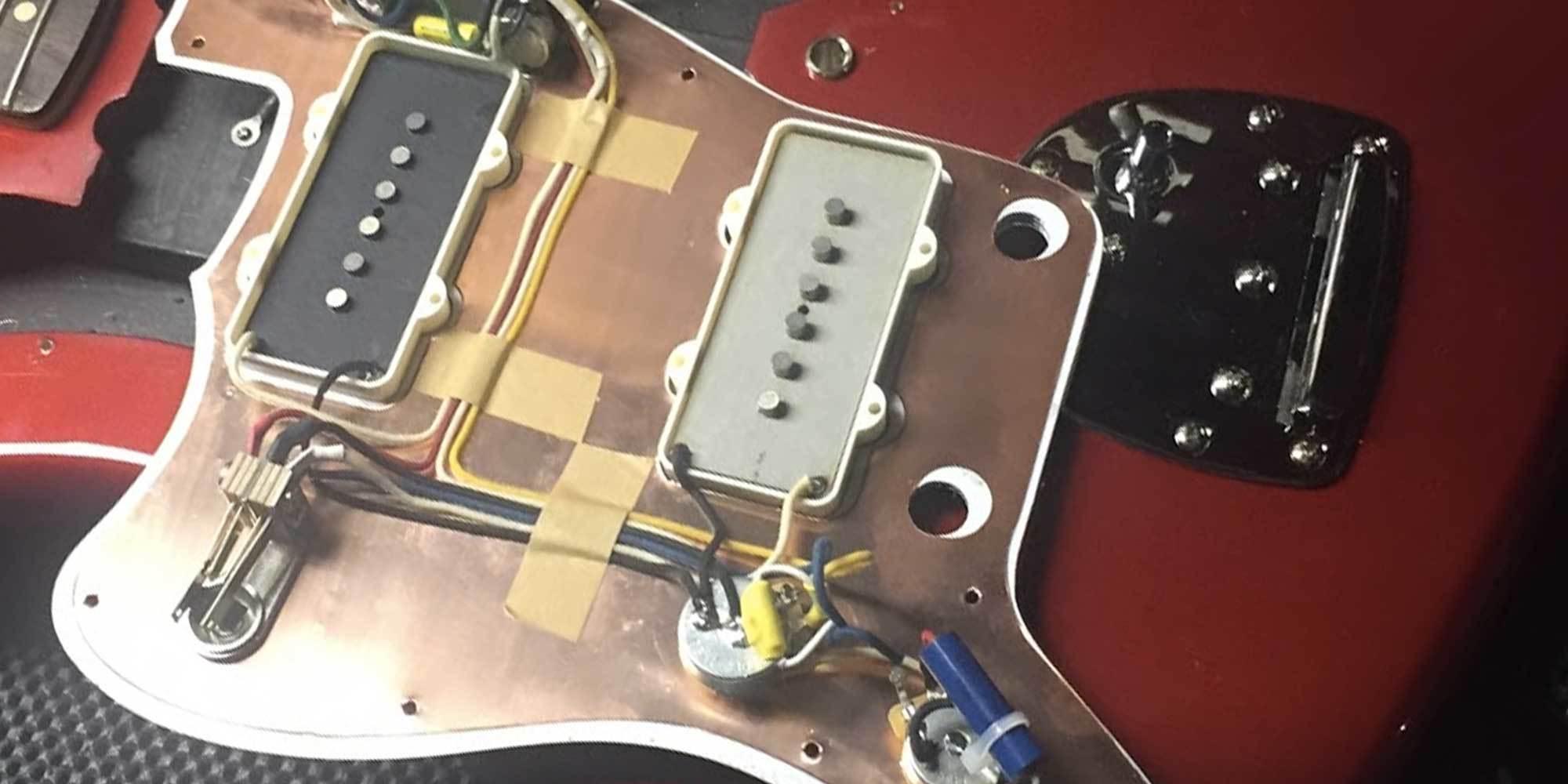 wiring diagram for fender stratocaster pickups ford focus serpentine belt upgrading jazzmaster electronics: unleash the potential | reverb news