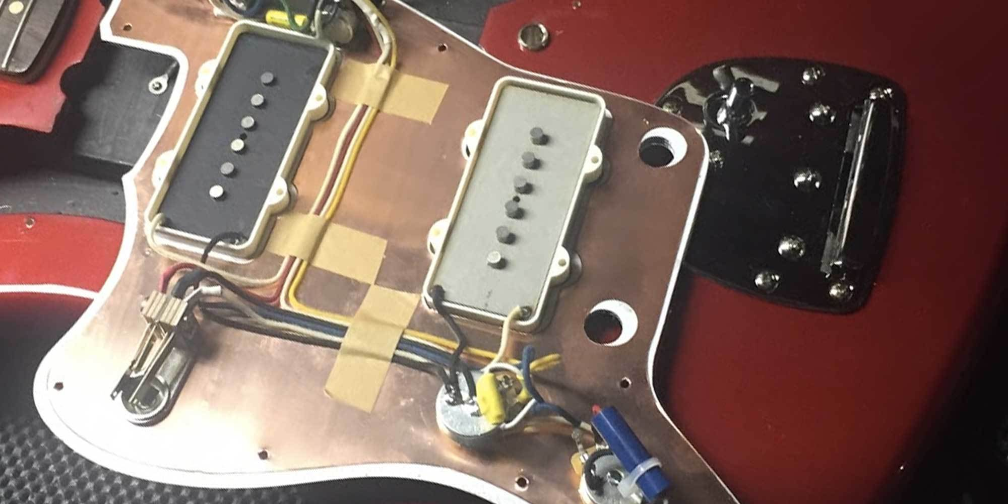 Upgrading Jazzmaster Electronics Part II: Wiring Mods