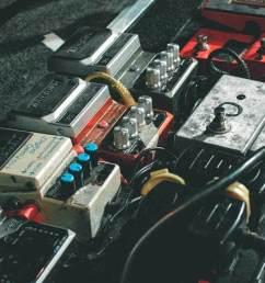 pedalboard wiring diagram [ 2000 x 1000 Pixel ]