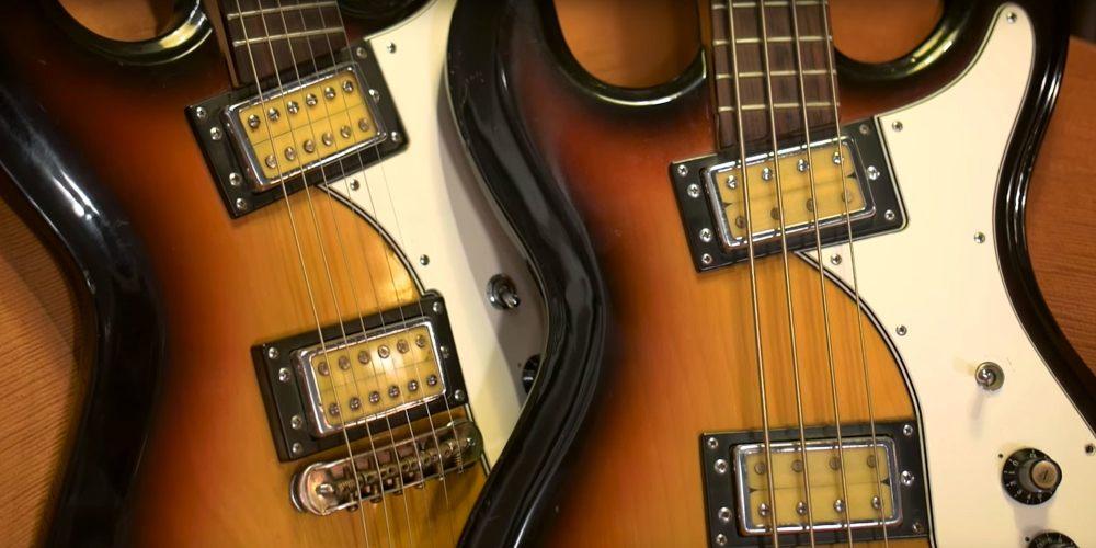 medium resolution of a brief history of the univox hi flier guitar