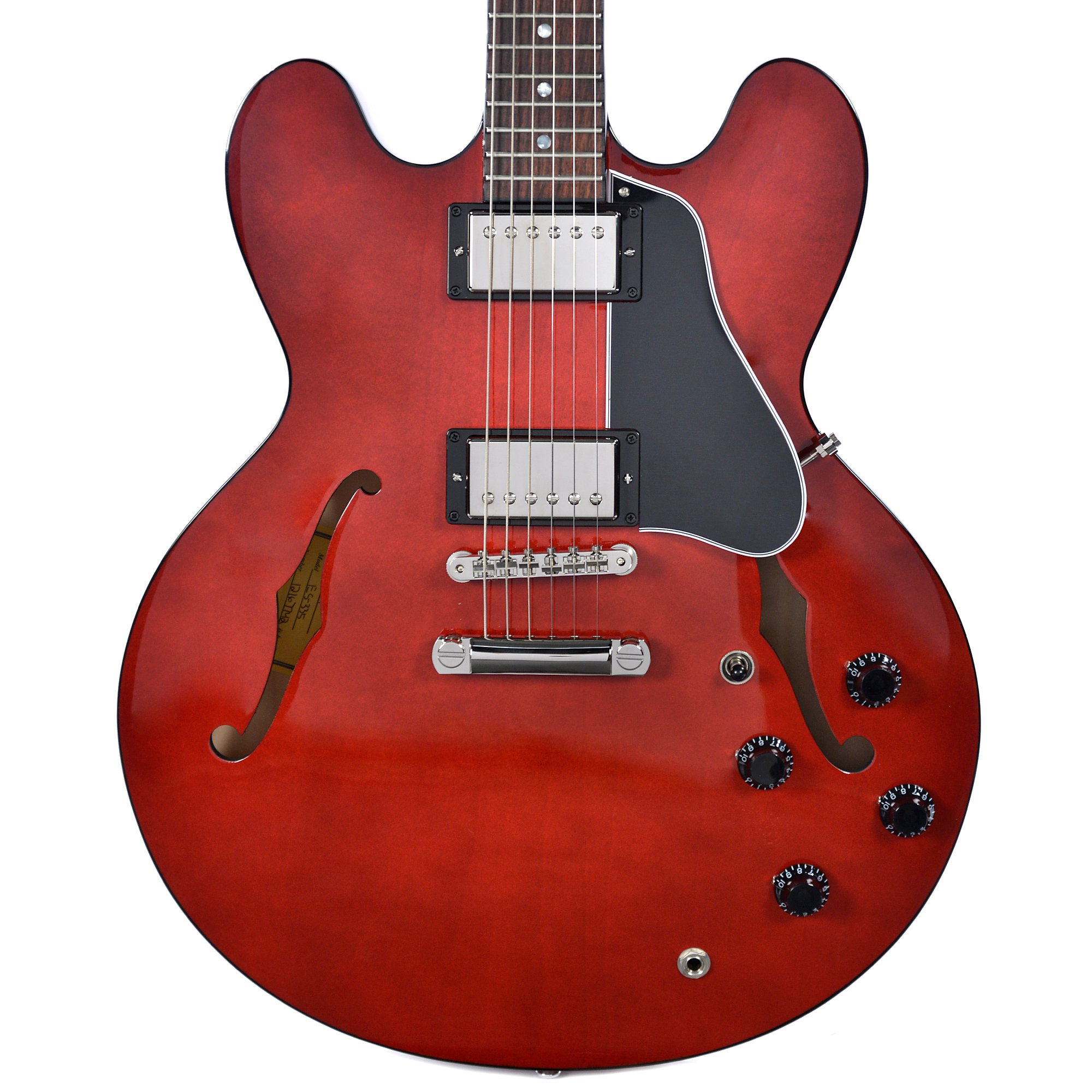 hight resolution of gibson memphis es 335 dot 3 ply maple poplar maple