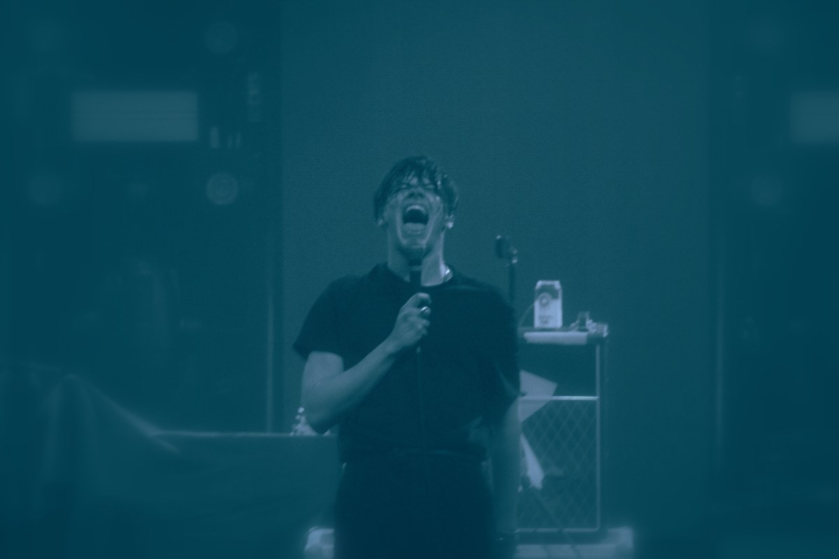 Yungblud Is It. The Real Deal. 03.28.18 - Granada Theater