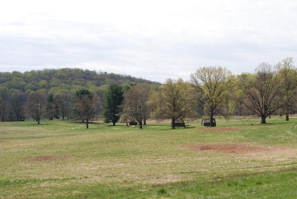valley forge landscape
