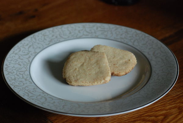 Heidesand mit Meersalz // Heidesand with sea salt cookies