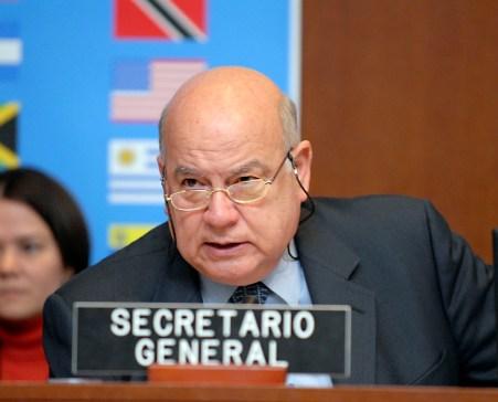 Sesión Ordinaria del Consejo Permanente de la OEA