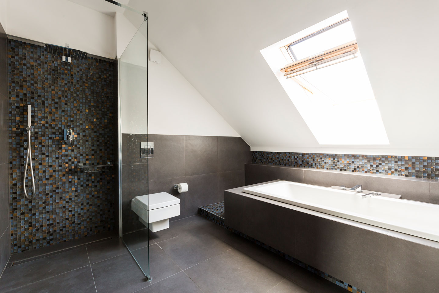 Example of recently renovated Bathroom