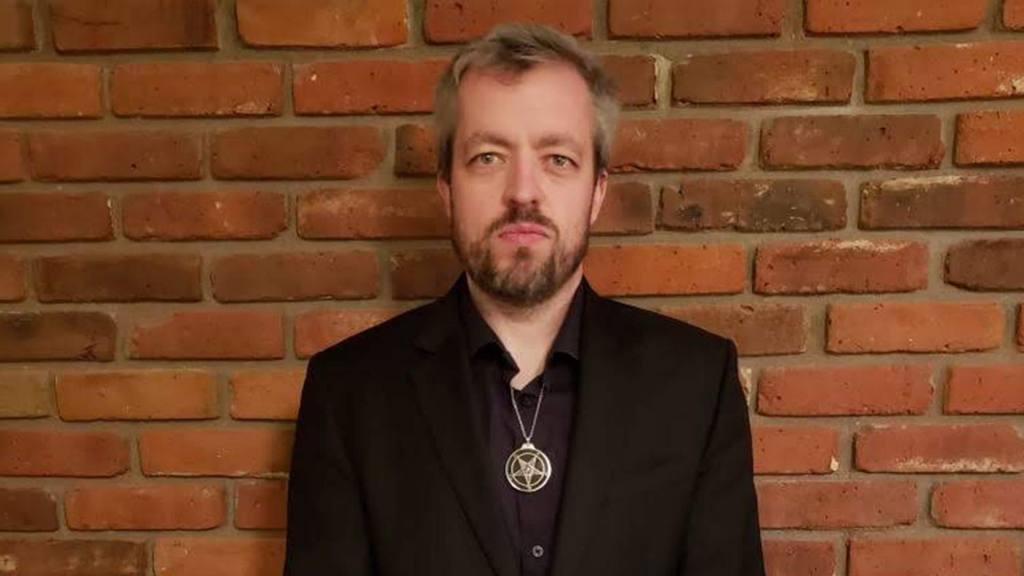 Satanist Wes Vanderpool