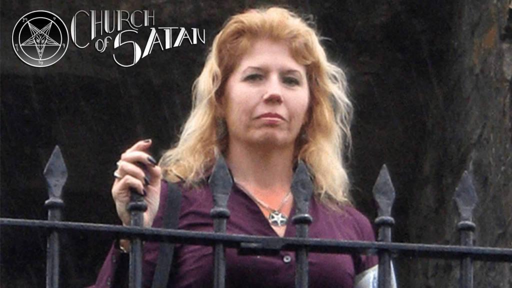 Magistra Templi Rex of the Church of Satan, Magistra Blanche Barton