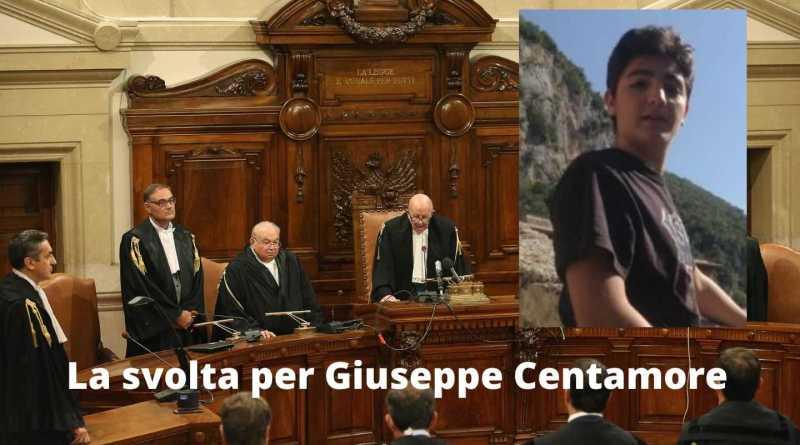 La svolta per Giuseppe Centamore