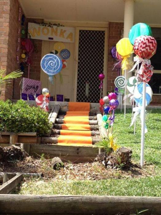 Willy Wonka Party 1