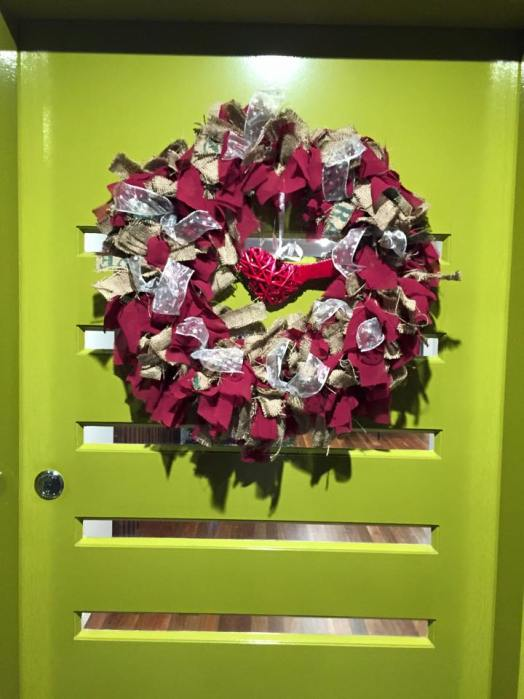 RG projects Rachael wreath