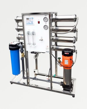 1000 litres per hour industrial reverse osmosis system