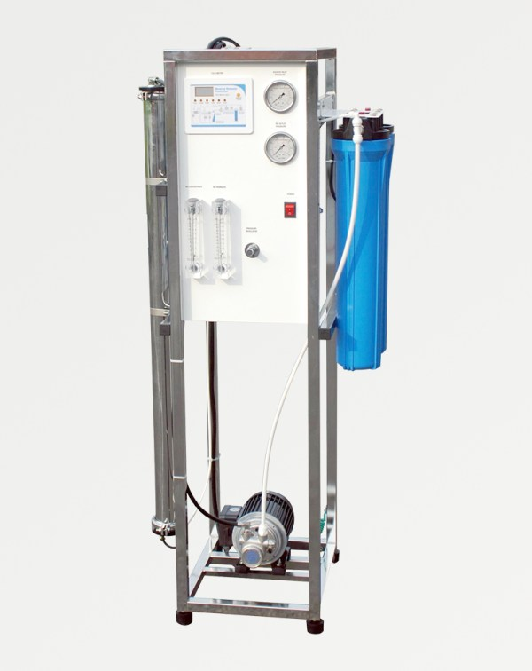 100 litres per hour industrial reverse osmosis system