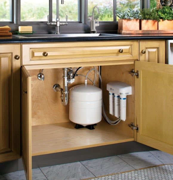Under Sink Reverse Osmosis Water Filter - Reverse Osmosis System ...