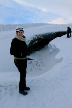 Ready for the Ice Cave, Jökulsárlón